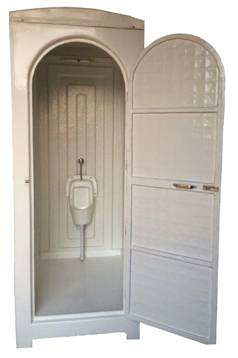 Portable Toilet Square Shaped